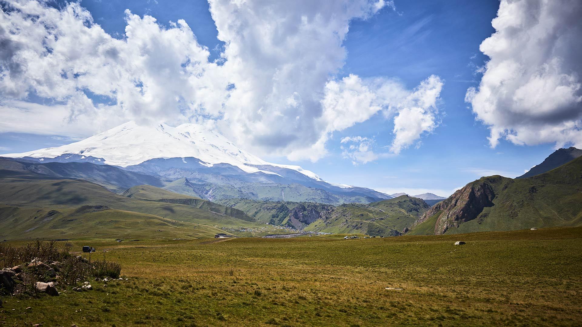 Elbrus - Road to