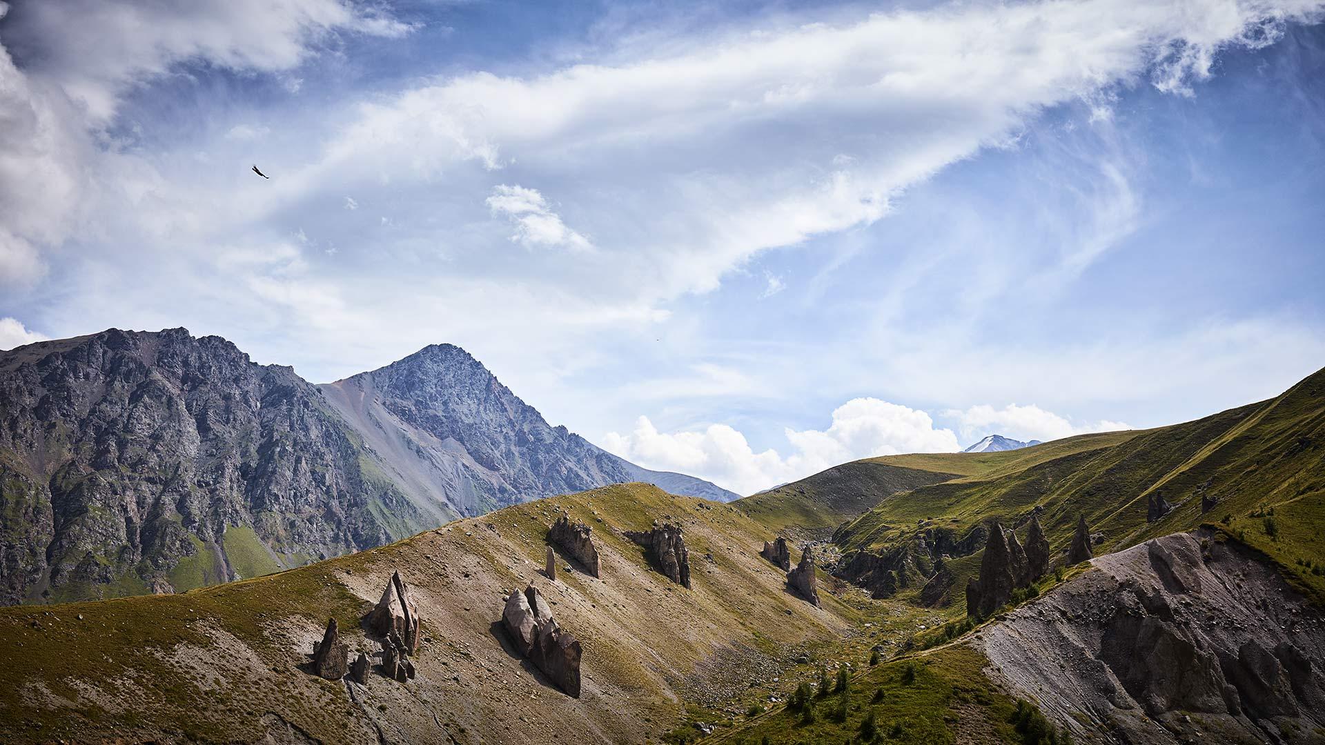 Elbrus - Basecamp / 2500m