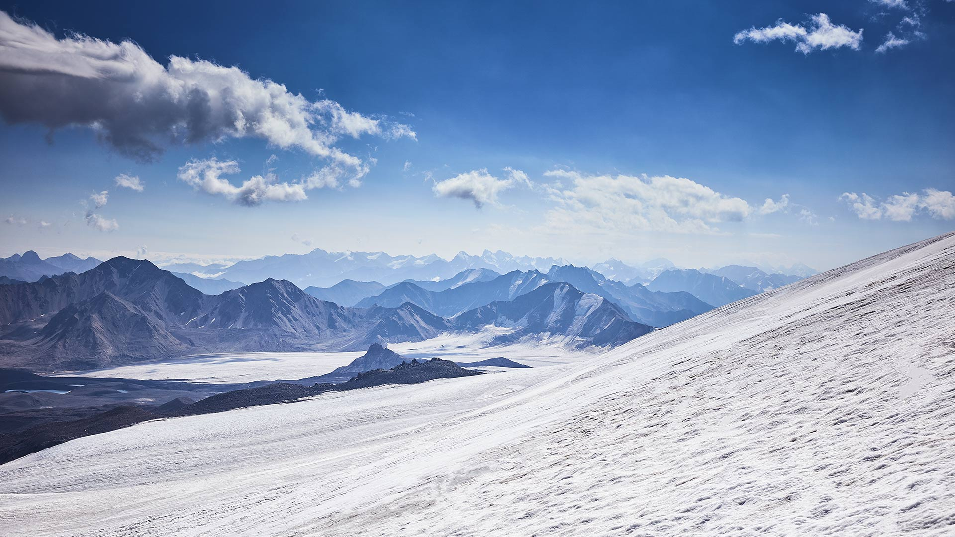 Elbrus - 4265m