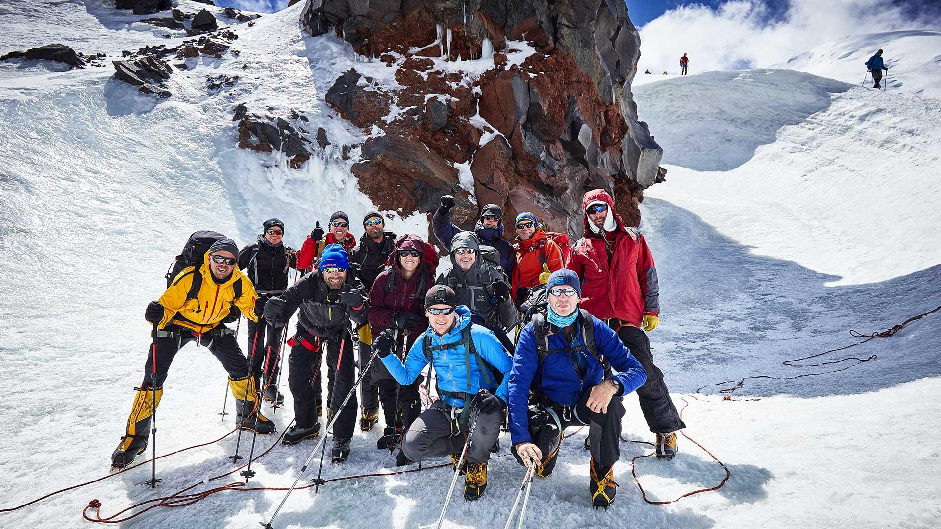 Elbrus - Lenz Rock / 4600m
