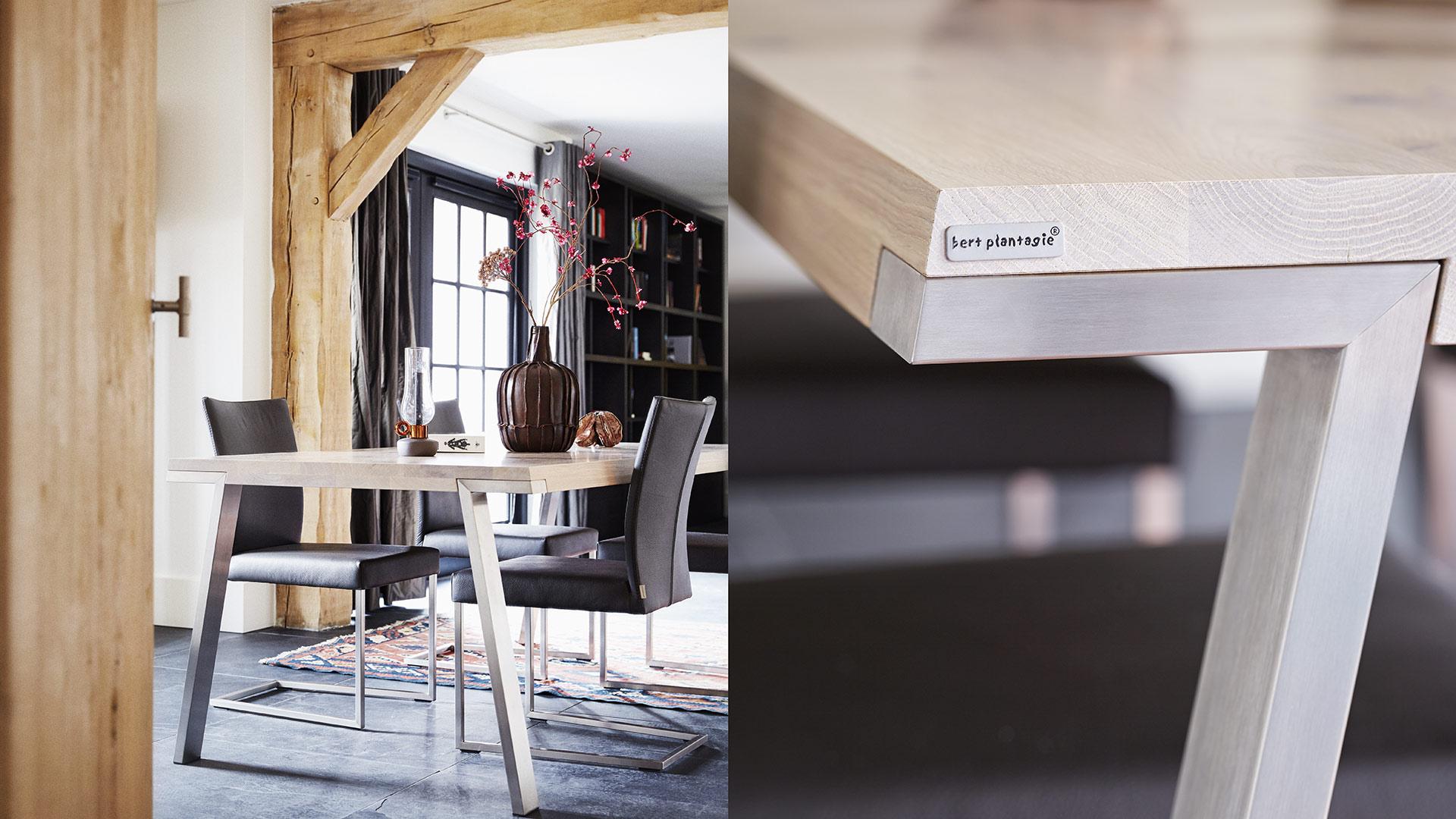 PDJPhoto, Peter de Jong, sluisweg 59, 2225 xj, Katwijk, 2015, collection, BP, Bert Plantagie, interieur, stoelen, tafel, woning, vaas, boeken