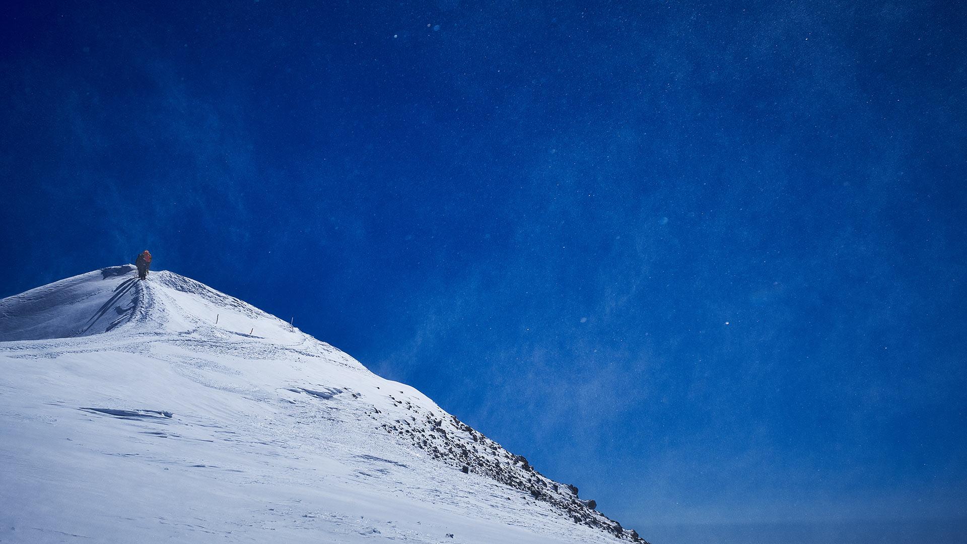 Elbrus - Summitday